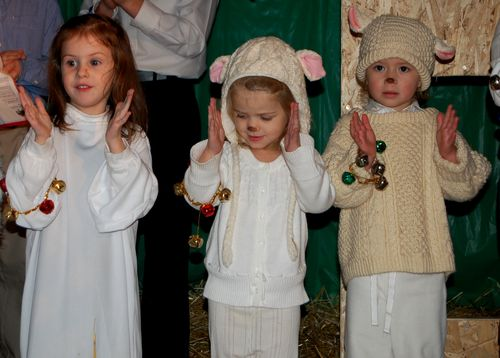 Christmas pageant 9