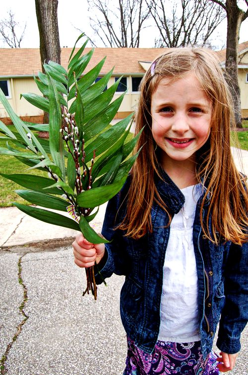 Palm sunday 7