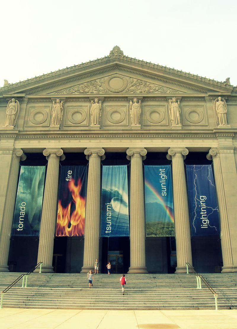 Museum - cp 1