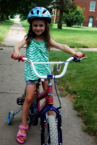 Mary bike 3
