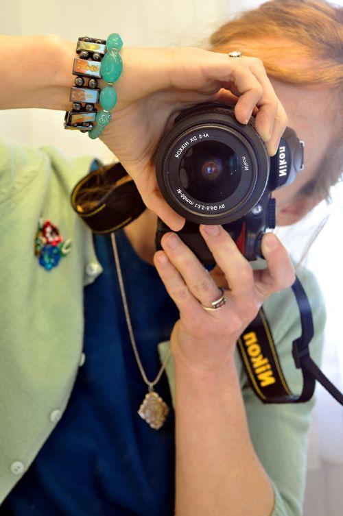 Me w camera