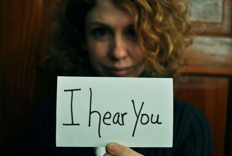 Hear you